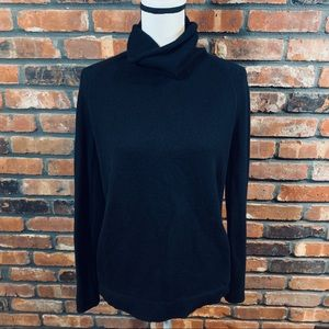 Theory Norman B Cashmere L/S Turtleneck Sweater